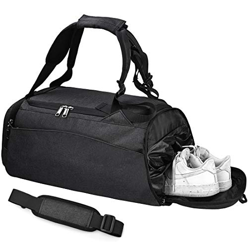 c366d64bcfad Gym Duffle Bag Waterproof Travel Weekender For Men Women Duffel ...