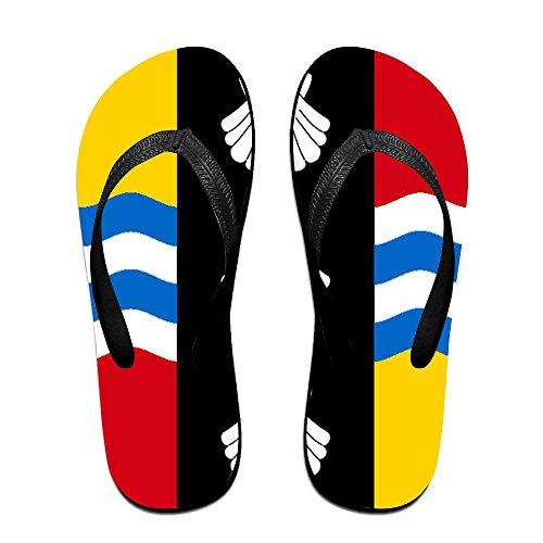 QR FUNK Unisex UK Bedfordshire Summer Fashion Flip Flops Beach - Sale Havianna