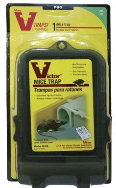 Woodstream M323 Multiple Catch Mice Trap by Victor ()