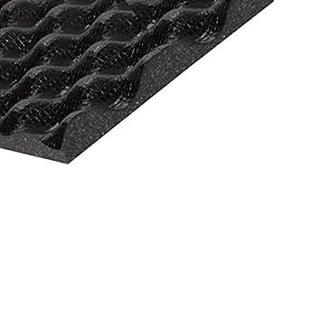 Espuma alveolar película Poliuretano 200 x 100 cm grosor 45 mm Densidad 31 kg par M3: Amazon.es: Bricolaje y herramientas