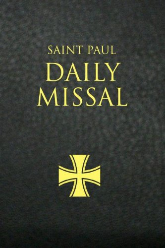 (St Paul Daily Missal Black)