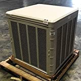 PHOENIX MANUFACTURING INC FS450A 3000-4500 CFM FRIGIKING RESIDENTIAL HORIZONTAL EVAPORATIVE COOLER/LESS MOTOR