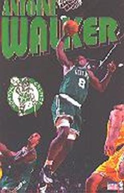 Buyartforless Boston Celtics Antoine Walker 22.5x34.5 Poster Art Print NBA Rare collectiable