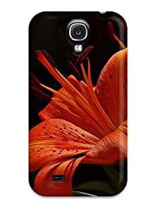 DaaZcea11214oiQuB Faddish Flower Case Cover For Galaxy S4
