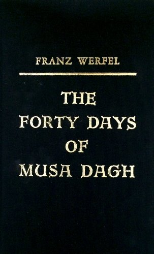 Forty Days of Musa Dagh by Aeonian Pr(Amerx)