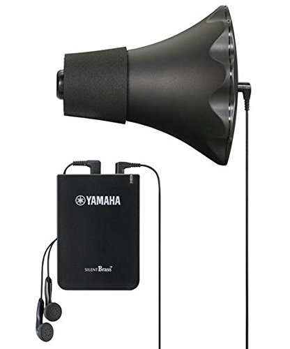 Yamaha SB6X-2 Silent Brass System for Flugelhorn w/Pickup Mute and Personal Studio (SB6X2) from YAMAHA
