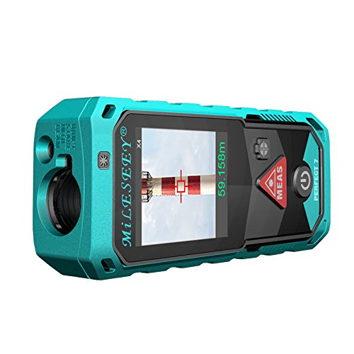 Mileseey P7 Laser Measure 262Ft Mute Laser Distance Meter, Digital Laser Tape, IP65 LCD and Pythagorean Mode, Measure Distance / Area and Volume, Auto Level, Laser Class II, Camera Bluetooth APP by Mileseey® (Image #5)