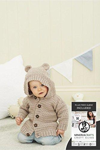 Amazon Stylecraft Lullaby Dk Knitting Pattern 8912 Childrens
