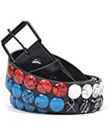 Expressionist Circles Women's Fashion Belt