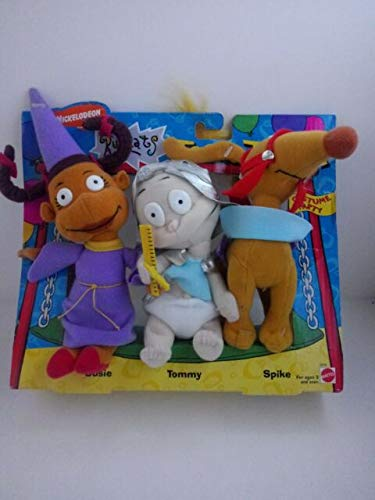 Rugrats Toon Team Costume Party Plush 3