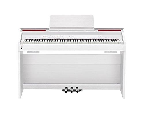 Casio PX-860 Privia Digital Home Piano, White