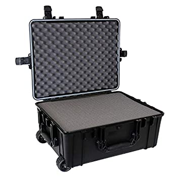 Image of Cases & Bags Condition 1 25″ XL Rolling Hard Case Trunk #287