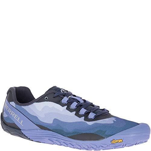 Merrell Women's Vapor Glove 4 Sneaker, Velvet Morning, 08.0 M US (Best Trail Hiking Shoes 2019)