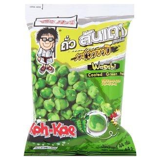Koh Kae : Pea Wasabi Flavour Coated 1.55 Oz. Best Seller of Thailand by Koh Kae