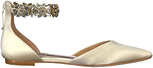 Ivory Badgley Morgen Mary Flat Mischka Women's Jane YUrBU