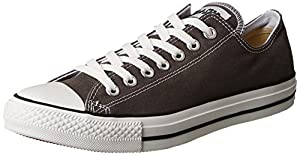 Converse Chuck Taylor All Star OX CHARCOAL(Size: 3 US Men's)