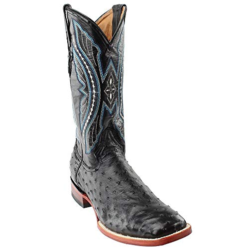 - Ferrini Genuine Caiman Tail Crocodile R- Toe Boots/Buttercup (13D Buttercup)