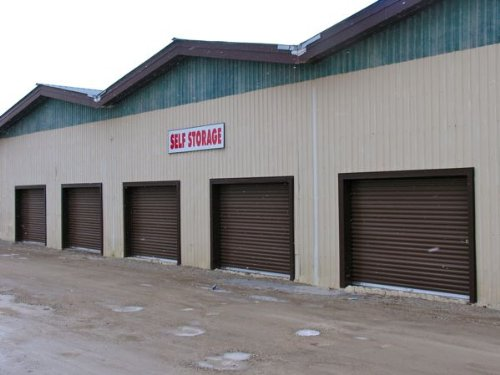 Storage unit business plan