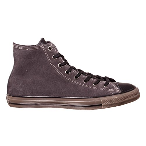 CONVERSE CTAS DISTRESSED HI ALMOST 158976C 049 MENS MODA Almost Black/Black/Brown discount codes shopping online HUKzeQ