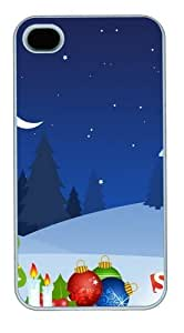 Christmas Eve Custom For Samsung Galaxy S5 Mini Case Cover Polycarbonate White Halloween gift
