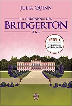 Télécharger La chronique des Bridgerton: Tomes 3&4 pdf gratuits