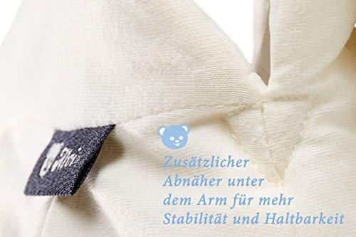 Alvi Baby M/äxchen Au/ßensack Exclusiv I Baby-Schlafsack mitwachsend /& atmungsaktiv I Kinderschlafsack waschbar I leichter Schlafsack /ÖKO-tex gepr/üft Gr/ö/ße:86//92 Design:New Dots