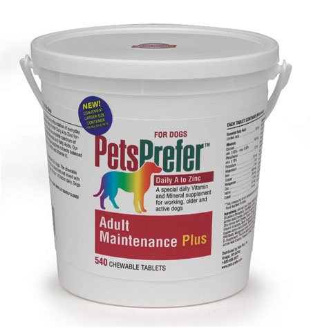 Adult Maintenance Plus for Dogs (540 Tabs)