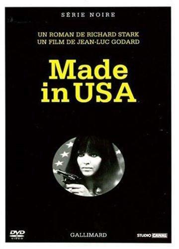 Made In Usa Fr Import Amazonde Anna Karina Moviefilm Jean