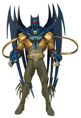 Dc Universe Classics Azrael Batman W Knightfall Armor Action Figure