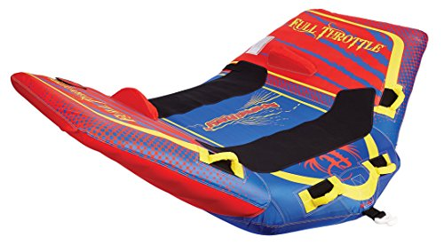 Full Throttle Speed Ray 2, One Person Towable Tube