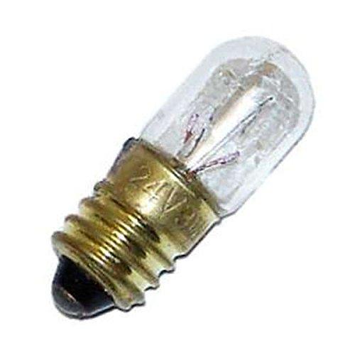 (General 02412 - SR24V-C 24V 3W T4 E12 Miniature Automotive Light Bulb)