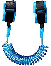 Anti Lost Wrist Link - Tinabless Baby Safety Leash Belts for Toddlers&Kids, Child Safety Velcro Wrist Link