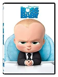 Amazon.com: The Boss Baby (DVD + DHD): Alec Baldwin ...