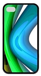 Digital Bright Form TPU Black Case for iPhone 5c/5c