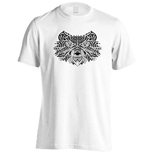 Neuer Wolf Wild Schön Herren T-Shirt m213m