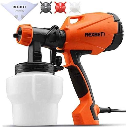 REXBETI REX006 – Budget efficient Paint Sprayer