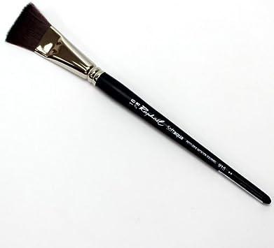 Size 10 Raphael Soft Aqua Brushes Flats