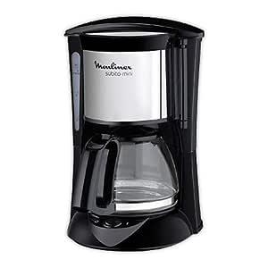 Cafetera de goteo MOULINEX FG150813 | MOULINEX 6 tazas: Amazon.es ...