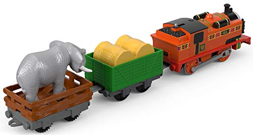 Fisher-Price Thomas & Friends TrackMaster, Nia & Elephant