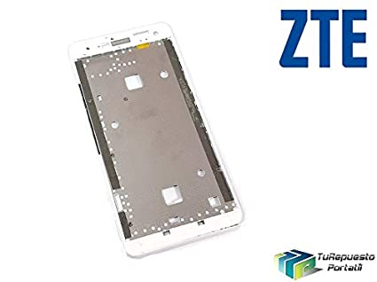 TRP Carcasa Intermedia ZTE Blade L3 Blanco Original: Amazon ...