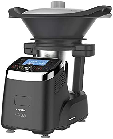 Robot DE Cocina MULTIFUNCION INFINITON Chef 365 (Temperatura hasta ...