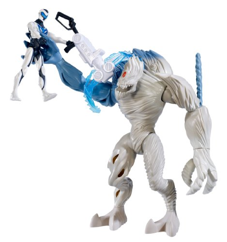 Max Steel Mega Attack Battle Pack Max Steel vs. Air Elementor