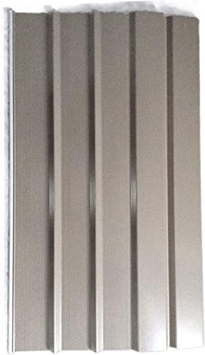 Mobile Home Skirting Box of 10 Pebblestone Clay Solid Panels 16 Wide X 28 Tall
