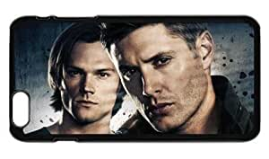 supernatural custom Apple Iphone 6 Case Cover Hard Protective Plastic Fitted Case 4.7 inch