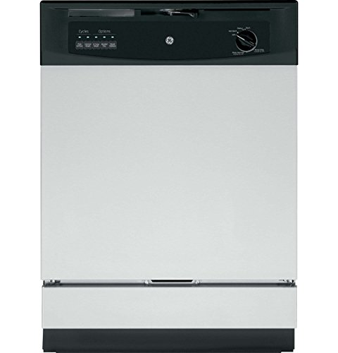 "GE 24"" Built-In Dishwasher Stainless steel GSD3361KSS"