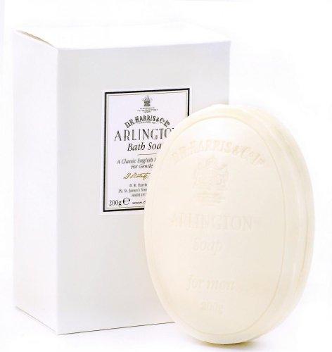 D.R.Harris & Co Arlington Triple-Milled Soap 200g
