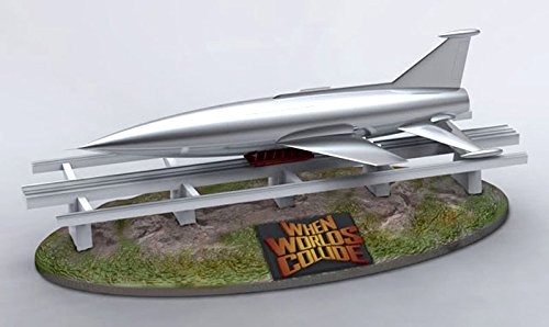 WHEN WORLDS COLLIDE SPACE ARK FINISHED DISPLAY MODEL Pegasus Hobbies PH9911