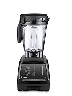 Vitamix Certified Refurbished 780 Blender, Black