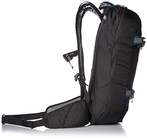Deuter 330301773030 Black/Bay Freerider Lite 25 - Perfect for Hiking, Biking, Hunting, Off-road and Motorcycling by Deuter (Image #3)'