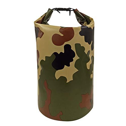 (Waterproof Bag for Outdoor Kayaking Fishing Camping Camouflage Emergency Packa.)